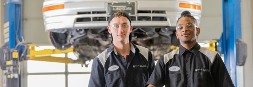 Automotive Service Tech program